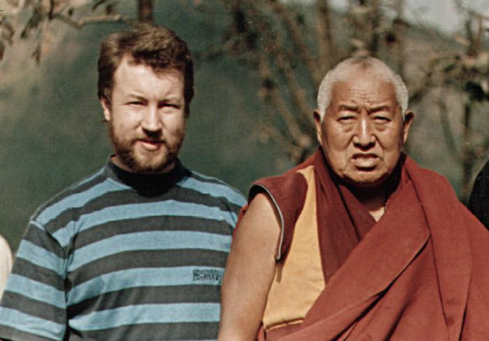 Lopon Tenzin Namdak