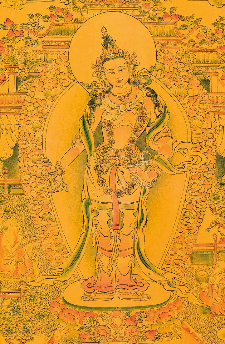 Avalokiteshvara Khorva Duntrug